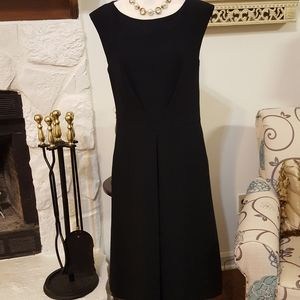 TALBOTS BLACK DRESS SIZE 8